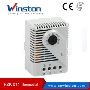 High Switching Capacity Mechanical Industrial Thermostat (FZK 011)