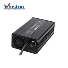 Factory Customized 180W Series 12volt 24v 36V 48V 60V 72v li-ion lead acid lifepo4 battery charger