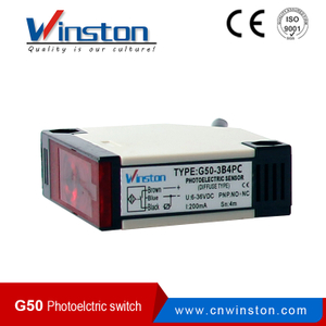 G50 through beam type photoelectric switch infrared beam sensor